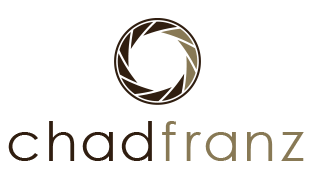 Chad Franz | Indianapolis Wedding and Portrait Photographer logo